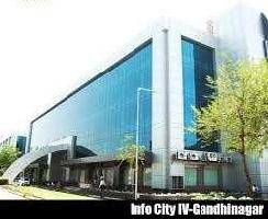 8280 Sq.ft. Office Space for Sale in Infocity, Gandhinagar