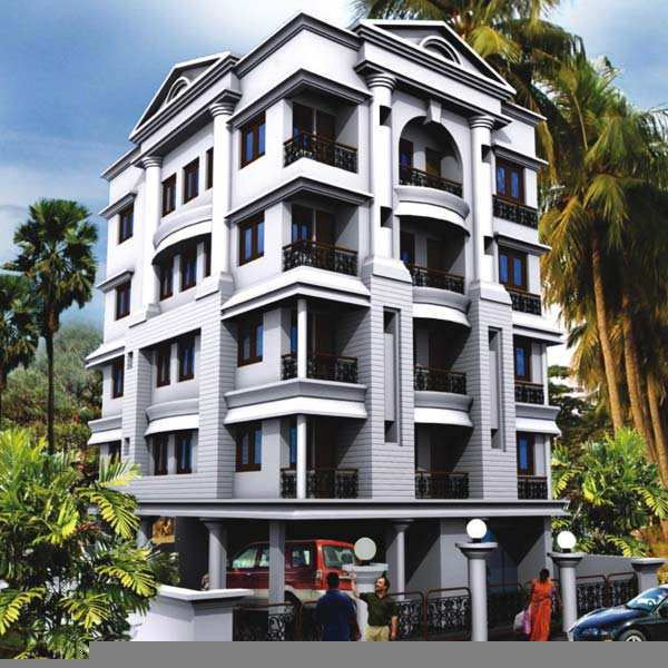 2 BHK Residential Flat for Sale at Garia Milan Park - 845 Sq. Feet