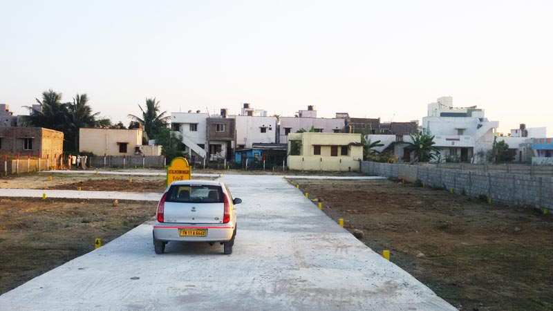 Residential Land / Plot for Sale in Tambaram, Chennai South - 600 Sq.ft.