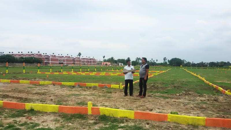 Residential Land / Plot for Sale in Vellalur - 600 Sq.ft.