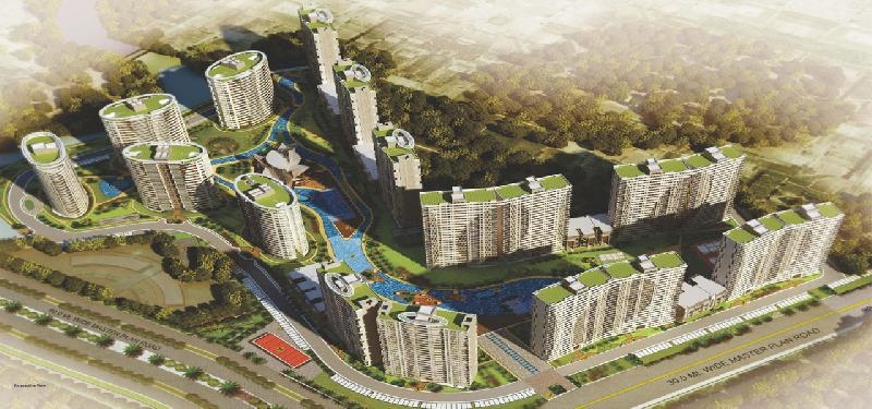 3 BHK Flats & Apartments for Sale in Mohali - 1580 Sq. Feet