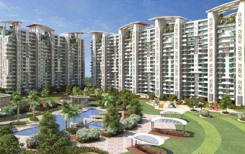 3 BHK Flats & Apartments for Sale in Mohali - 2480 Sq. Feet