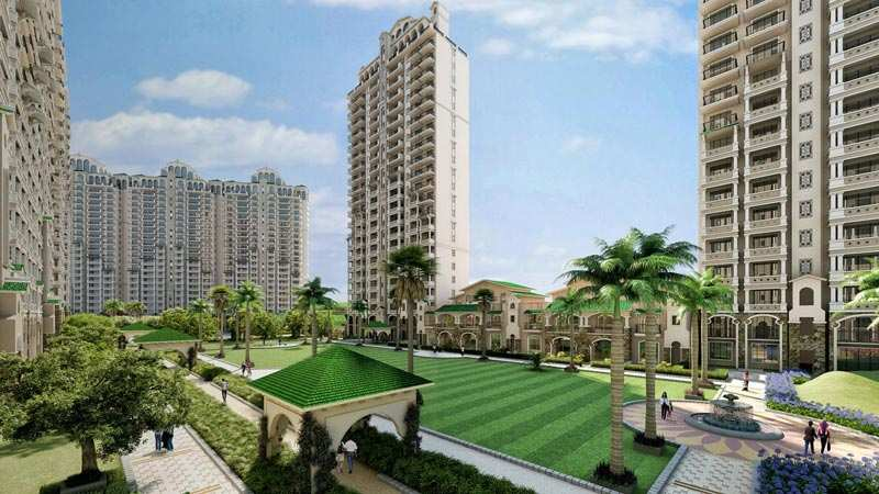 3 BHK Flats & Apartments for Sale in Sector 121, Mohali - 2400 Sq.ft.