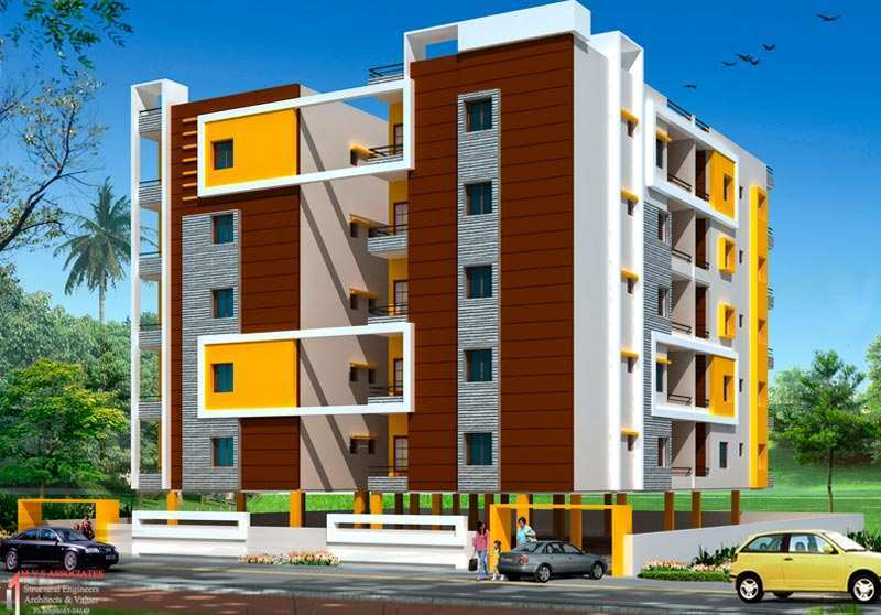 4 BHK Serviced Apartments for Sale in Alwal, Hyderabad - 2599 Sq.ft.