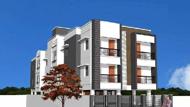 2 BHK 880 Sq.ft. Residential Apartment for Sale in Madipakkam, Chennai