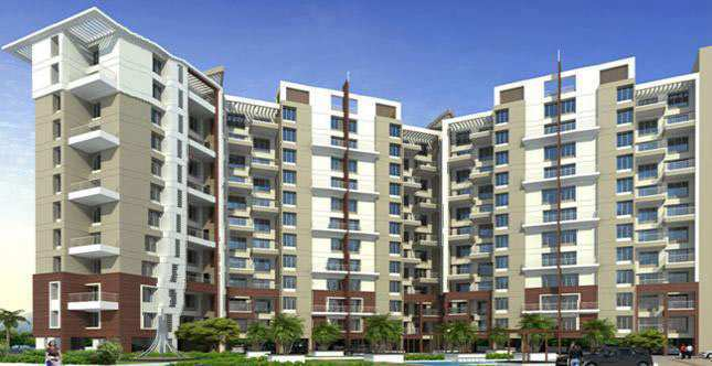 2 BHK Flats & Apartments for Sale in Dhanori, Pune - 1000 Sq.ft.
