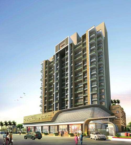 2 BHK Flats & Apartments for Sale in Ulwe, Navi Mumbai - 1160 Sq.ft.