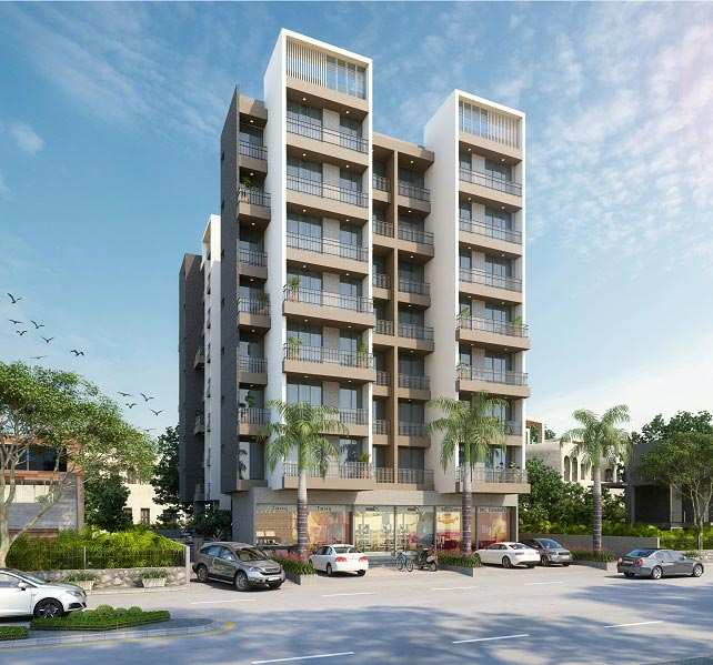 1 BHK Flats & Apartments for Sale in Panvel, Navi Mumbai - 625 Sq.ft.