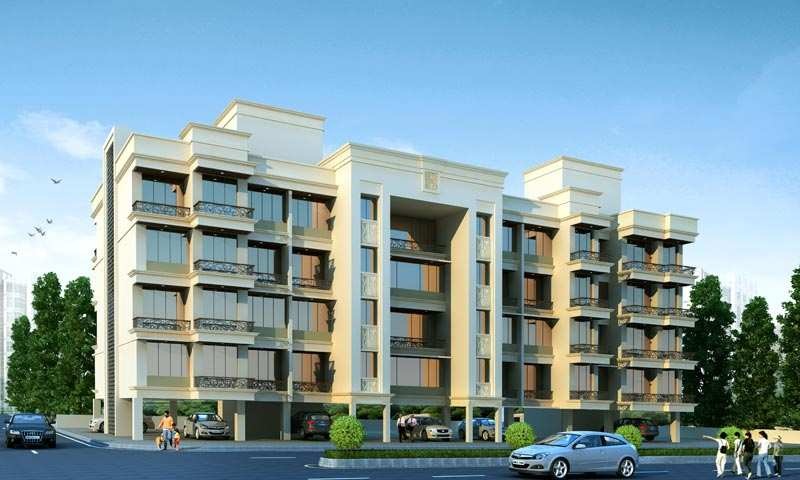 1 BHK Flats & Apartments for Sale in Taloja, Navi Mumbai - 570 Sq.ft.