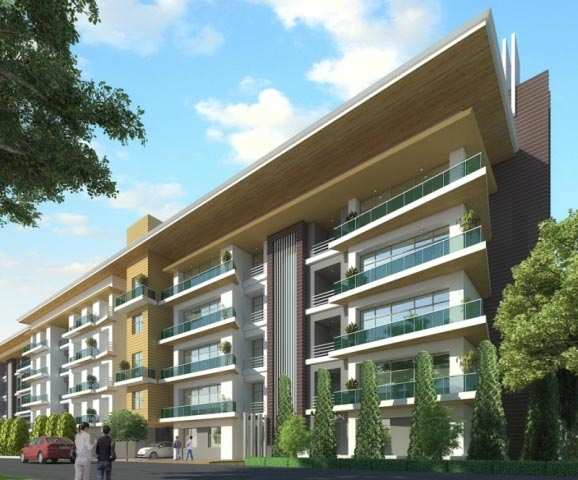 2 BHK Flats & Apartments for Sale in Panvel, Navi Mumbai - 820 Sq.ft.