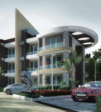 2 BHK Flats & Apartments for Sale in Panvel, Navi Mumbai - 965 Sq.ft.