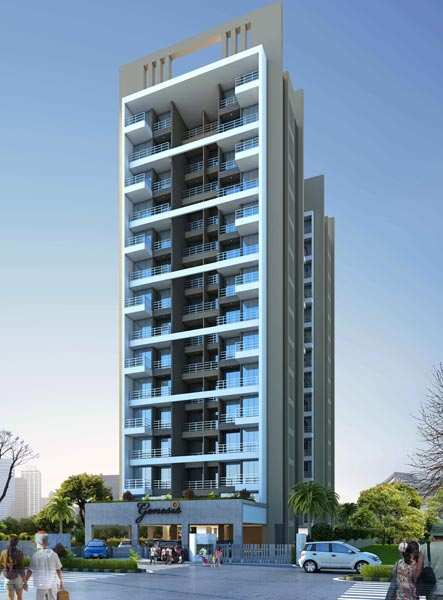 2 BHK Flats & Apartments for Sale in Ulwe, Navi Mumbai - 1104 Sq.ft.