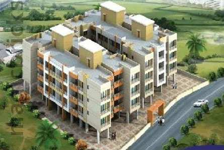 1 Bhk Flats & Apartments for Sale in Panvel, Navi Mumbai - 630 Sq.ft.