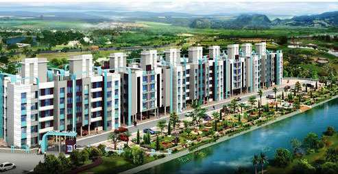 2 Bhk Flats & Apartments for Sale in Panvel, Navi Mumbai - 925 Sq.ft.