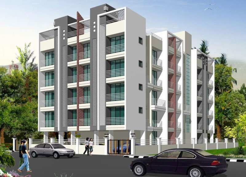 1 Bhk Flats & Apartments for Sale in Panvel, Navi Mumbai - 450 Sq.ft.