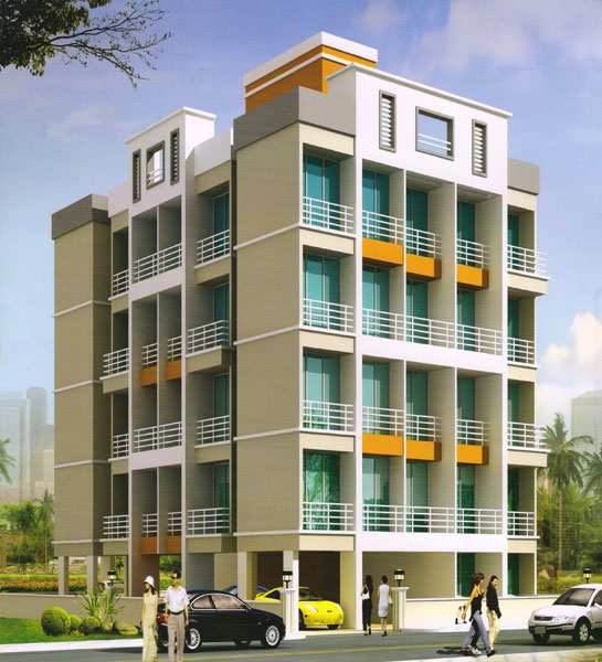 1 BHK Flats & Apartments for Sale in Panvel, Navi Mumbai - 395 Sq.ft.