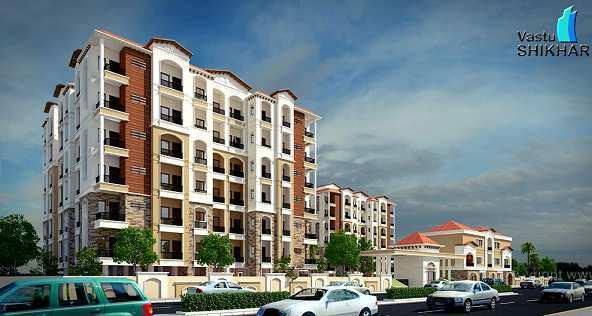 1 BHK 492 Sq.ft. Residential Apartment for Sale in Mangla, Bilaspur