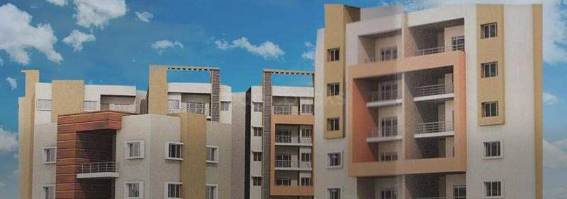 3 BHK Flats & Apartments for Sale in Mango - 1410 Sq.ft.