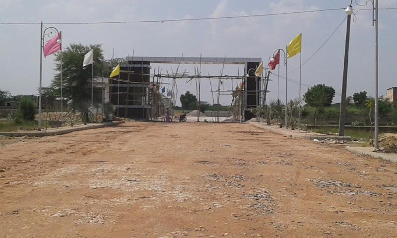 Residential Land / Plot for Sale in Tonk Road, Jaipur - 132 Sq. Yards