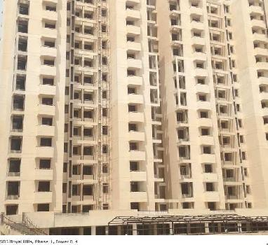 2 BHK 950 Sq.ft. Residential Apartment for Rent in Sector 87 Faridabad