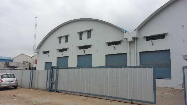 80000 Sq.ft. Factory for Rent in Sanand, Ahmedabad