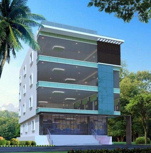 9200 Sq. Feet Office Space for Rent in HSR Layout, Bangalore South - 9200 Sq.ft.