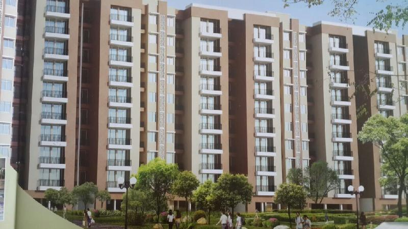 2 BHK Flats & Apartments for Sale in Omaxe Sector 4a, Bahadurgarh - 930 Sq. Feet