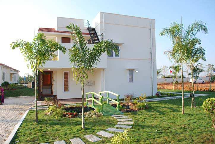 3 Bhk Bungalows / Villas for Sale in Coimbatore - 1530 Sq.ft.