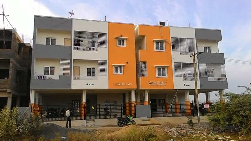 2 BHK Builder Floor for Sale in Kovur, Chennai - 1032 Sq.ft.