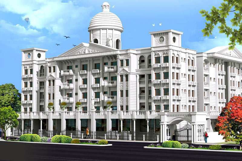 2 BHK Builder Floor for Sale in Rajarhat Gopalpur - 1016 Sq.ft.