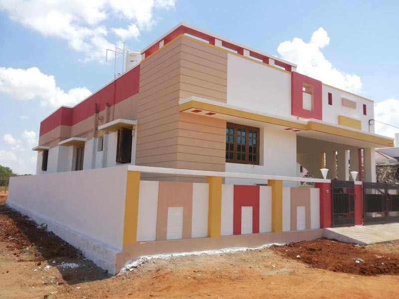 3 BHK Bungalows / Villas for Sale in Trichy - 2400 Sq.ft.