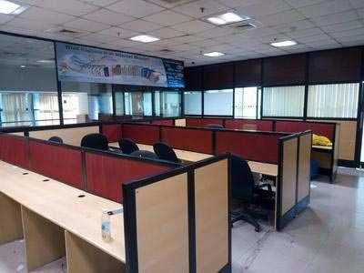 2000 Sq. Feet Office Space for Rent in Dahisar, Mumbai North, Mumbai North - 2000 Sq. Feet