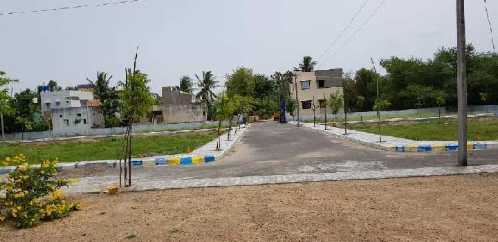 480 Sq.ft. Residential Plot for Sale in Gandhi Road, Kanchipuram