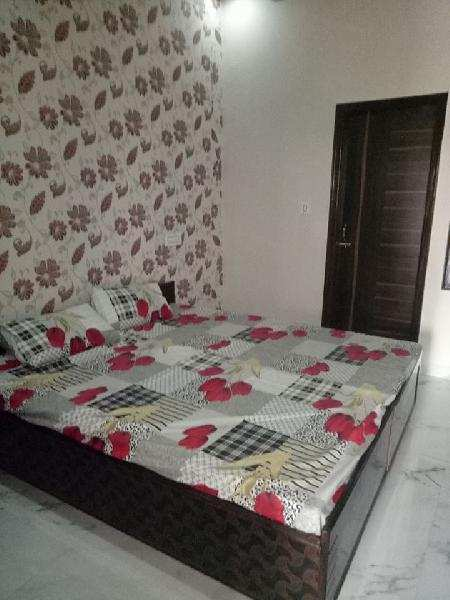 3 BHK Builder Floor for Sale in Dhakoli, Zirakpur - 112 Sq. Yards