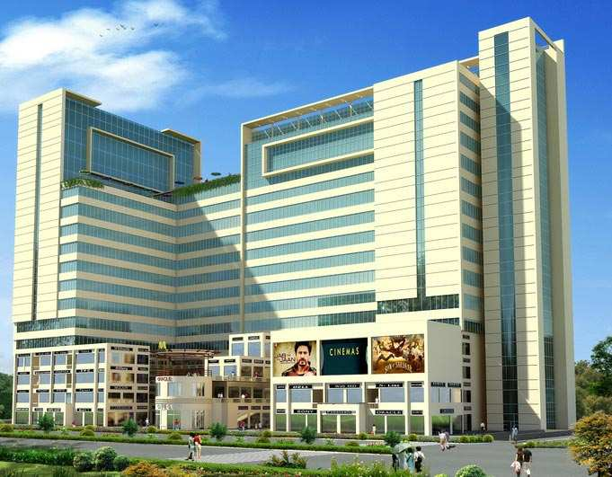 400 Sq. Feet Commercial Shops for Sale in Alpha commercial, Greater Noida - 2 Ares