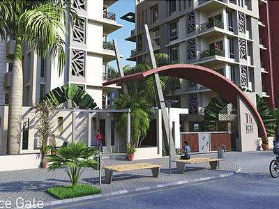 3 BHK Flats & Apartments for Sale in Ahmedabad West - 185 Sq. Yards