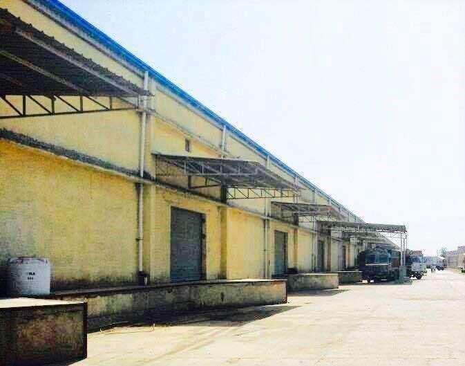 90000 Sq. Feet Warehouse/Godown for Rent in Indrapuri, Agra - 100000 Sq. Feet