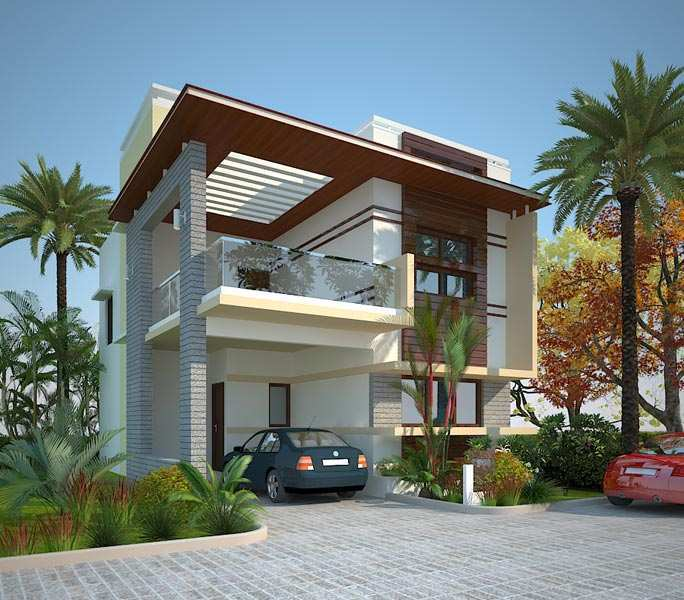Front Elevation Duplex House Bangalore : Bhk bungalows villas for sale in sarjapur bangalore