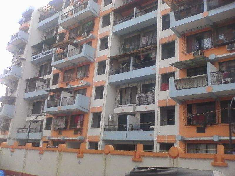 1 BHK Flats & Apartments for Sale in Sector 4, Navi Mumbai - 620 Sq. Feet
