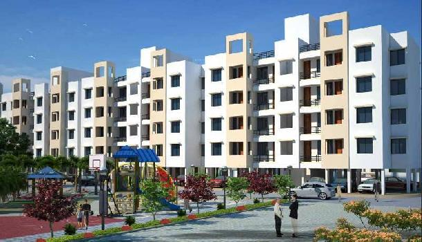 1 BHK 528 Sq.ft. Residential Apartment for Sale in Jambhul, Pune