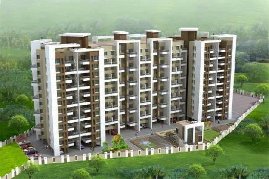 1 BHK 860 Sq.ft. Residential Apartment for Sale in Pisoli, Pune