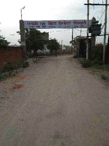 100 Sq. Yards Residential Plot for Sale in Shamshabad Road, Agra