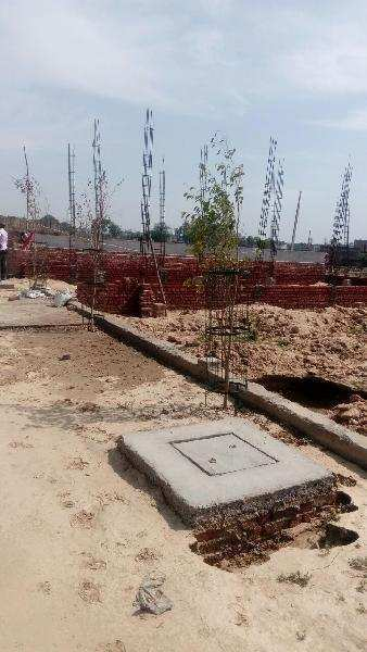 Residential Plot for Sale in Gomti Nagar Extension, Lucknow - 1752 Sq. Feet