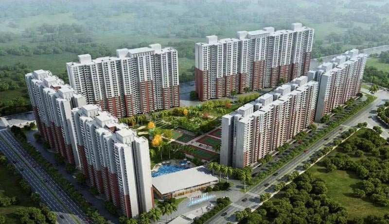2 BHK Flats & Apartments for Sale in Sector 150, Noida - 1100 Sq.ft.