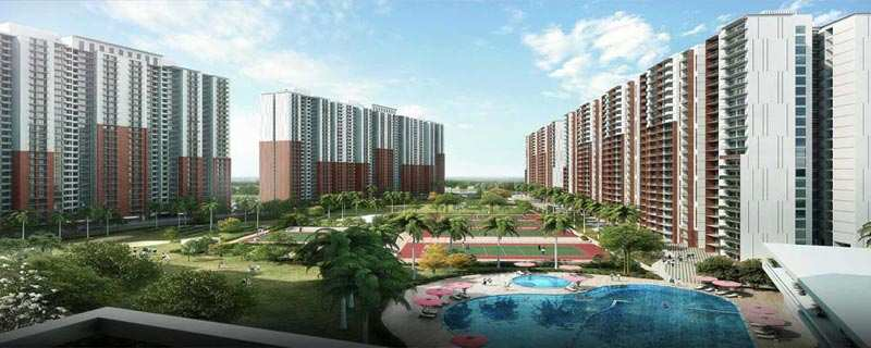 3 BHK Flats & Apartments for Sale in Sector 150, Noida - 1575 Sq. Feet