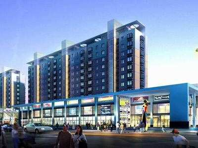 570 Sq. Feet Office Space for Sale in Sector 90, Noida - 570 Sq.ft.