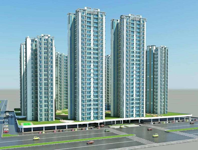 3 BHK Flats & Apartments for Sale in Noida Extn., Noida - 1490 Sq. Feet