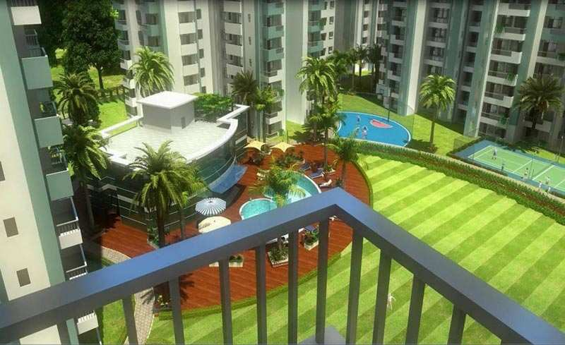 2 BHK Flats & Apartments for Sale in Noida Extn., Noida - 1190 Sq.ft.
