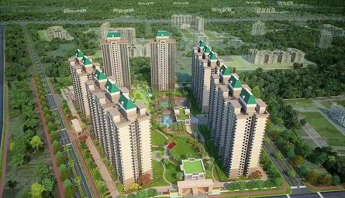 3 BHK Flats & Apartments for Sale in Sector 150, Noida - 2150 Sq. Feet