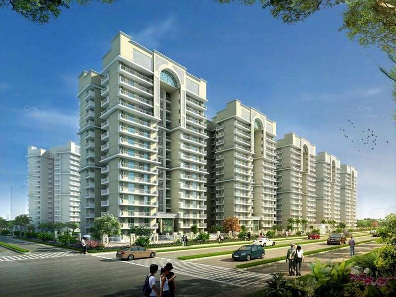 3 BHK Flats & Apartments for Sale in Sector 150, Noida - 1825 Sq.ft.